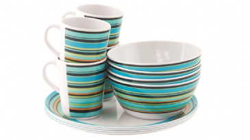 Easy Camp Java Melamine Set 4 Persons